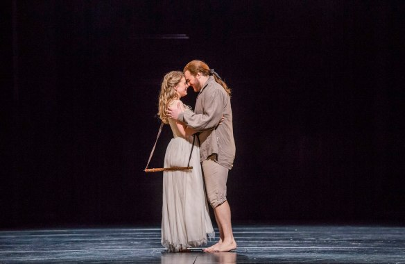 Die Zauberflote-09-09-17-ROH-3000 SIOBHAN STAGG AS PAMINA, MAURO PETER A...