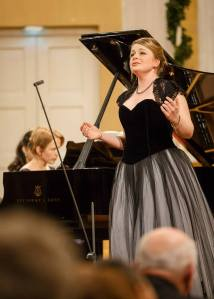 Mozart Competition Final Siobhan Stagg action shot